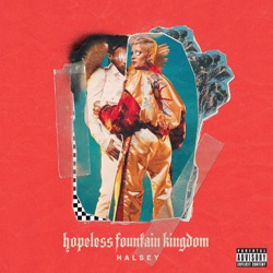 View album Halsey - hopeless fountain kingdom (Deluxe)