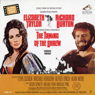 The Taming of the Shrew (Scenes from the Motion Picture) - Nino Rota