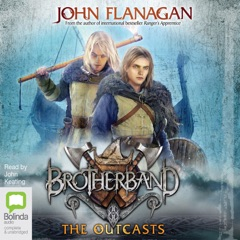 The Outcasts - Brotherband Book 1 (Unabridged)