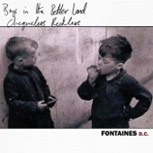FONTAINES D.C. - Boys in the Better Land