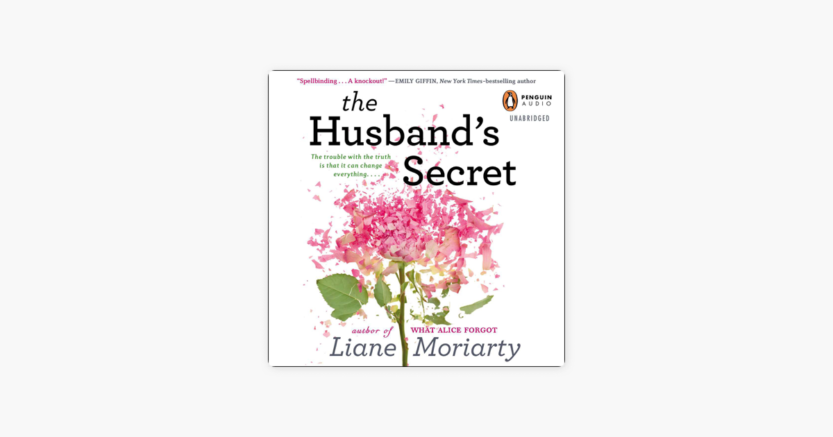 The Husband's Secret (Unabridged) - Liane Moriarty