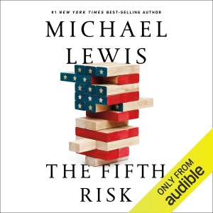 The Fifth Risk (Unabridged) - Michael Lewis audiobook, mp3