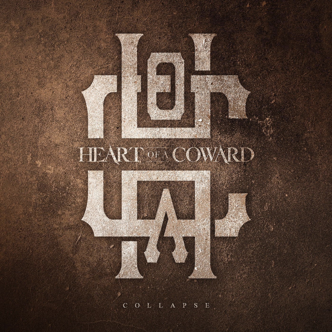 Heart of a Coward - Collapse [single] (2018)