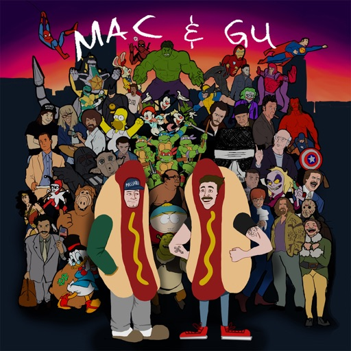 Cover image of Mac & Gu