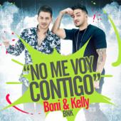 No Me Voy Contigo - Boni & Kelly