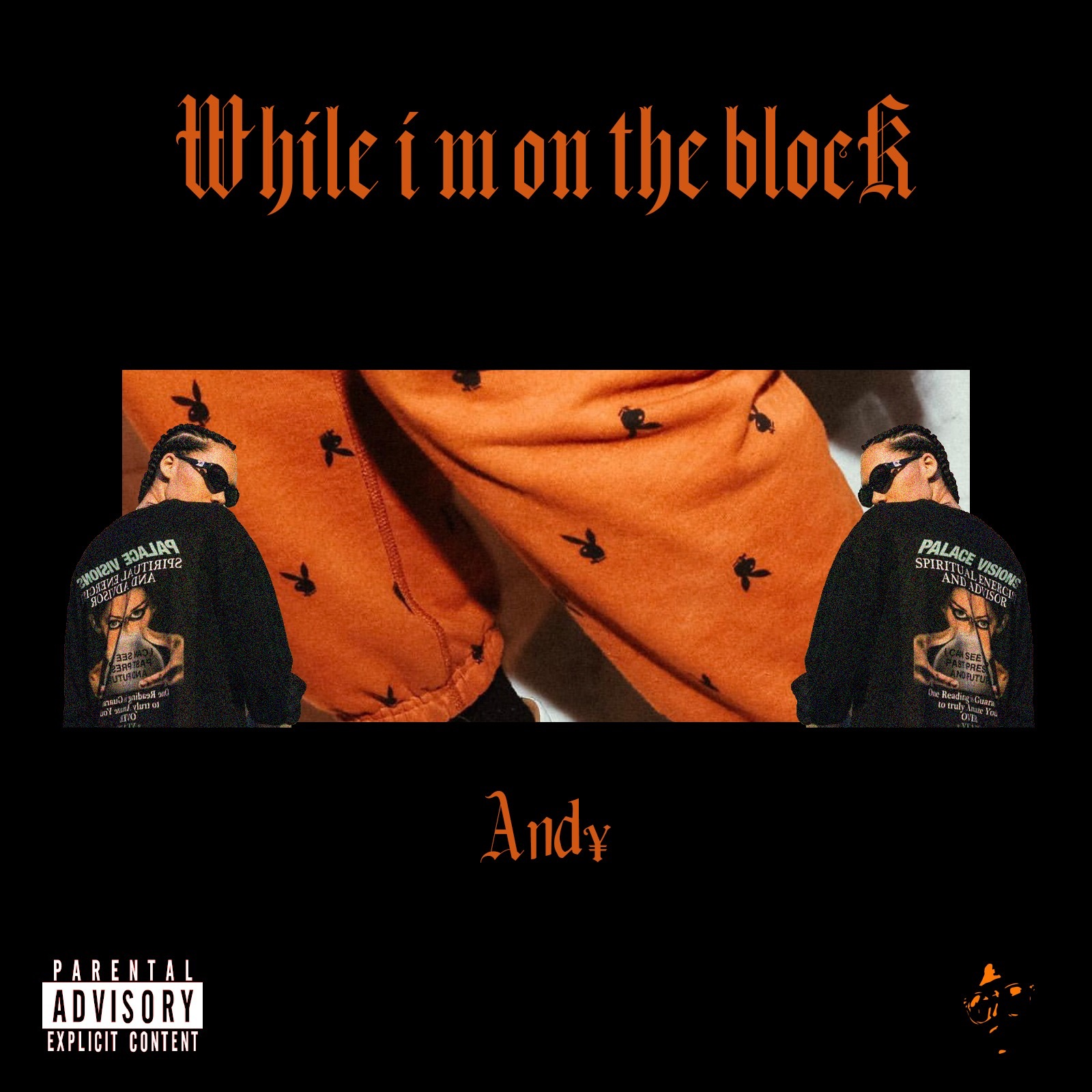 While I'm on the Block - Single
