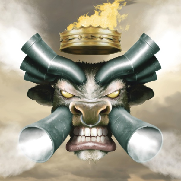 Monster Magnet mit Gods and Punks