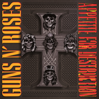 Guns N' Roses - Shadow of Your Love artwork