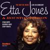 Etta Jones & Houston Person - What a Wonderful World (Live in Concert) artwork