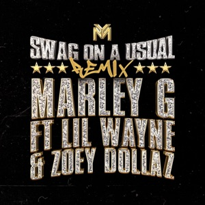 Swag on a Usual (Remix) [feat. Zoey Dollaz & Lil Wayne] - Single Mp3 Download