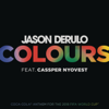 Jason Derulo - Colours (feat. Cassper Nyovest) artwork