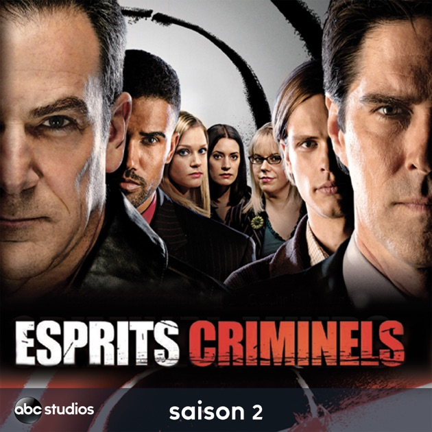 esprits criminels saison 2 sur itunes. Black Bedroom Furniture Sets. Home Design Ideas