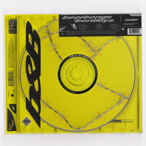 Spoil My Night (feat. Swae Lee) - Post Malone song image