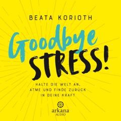 Goodbye Stress: Halte die Welt an, atme und finde zurück in deine Kraft