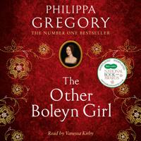 Philippa Gregory - The Other Boleyn Girl artwork