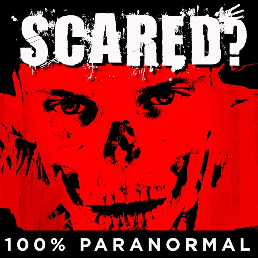 Cover image of SCARED? - 100% Paranormal