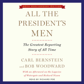 All the President's Men (Unabridged) audiobook