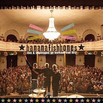 Live & Unplugged im Kurhaus Bad Tölz - Bananafishbones