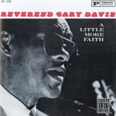 Rev. Gary Davis - Crucifixion