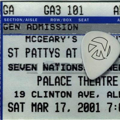 Live at the Palace Theatre - Seven Nations