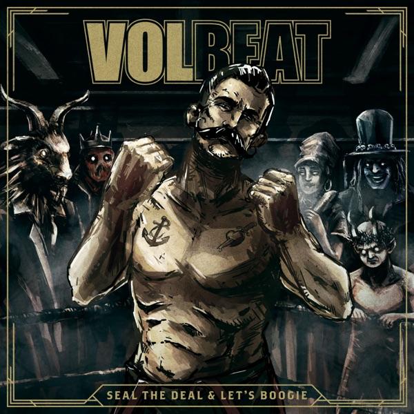 Volbeat mit For Evigt (feat. Johan Olsen)