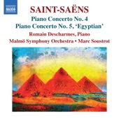 "Piano Concerto No. 5 in F Major, Op. 103, R. 205 ""Egyptian"": III. Molto allegro artwork"