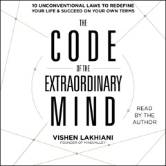The Code of the Extraordinary Mind (Unabridged)