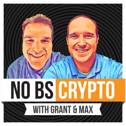 Cover image of The No BS Crypto Podcast