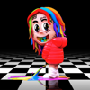 6ix9ine - DUMMY (feat. TrifeDrew) artwork