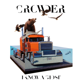 I Know a Ghost Crowder album songs, reviews, credits
