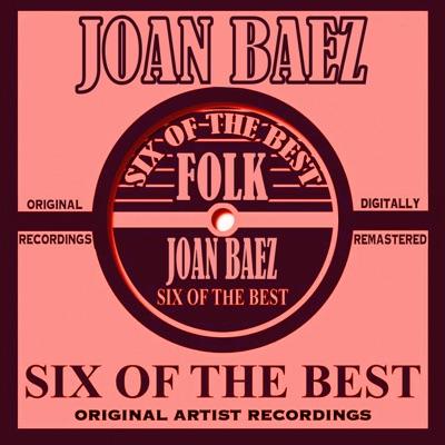 Six of the Best - Folk - EP - Joan Baez