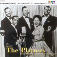 The Platters - The Best of the Platters artwork