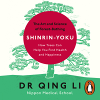 Dr. Qing Li - Shinrin-Yoku artwork