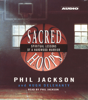 Phil Jackson & Hugh Delehanty - Sacred Hoops  artwork