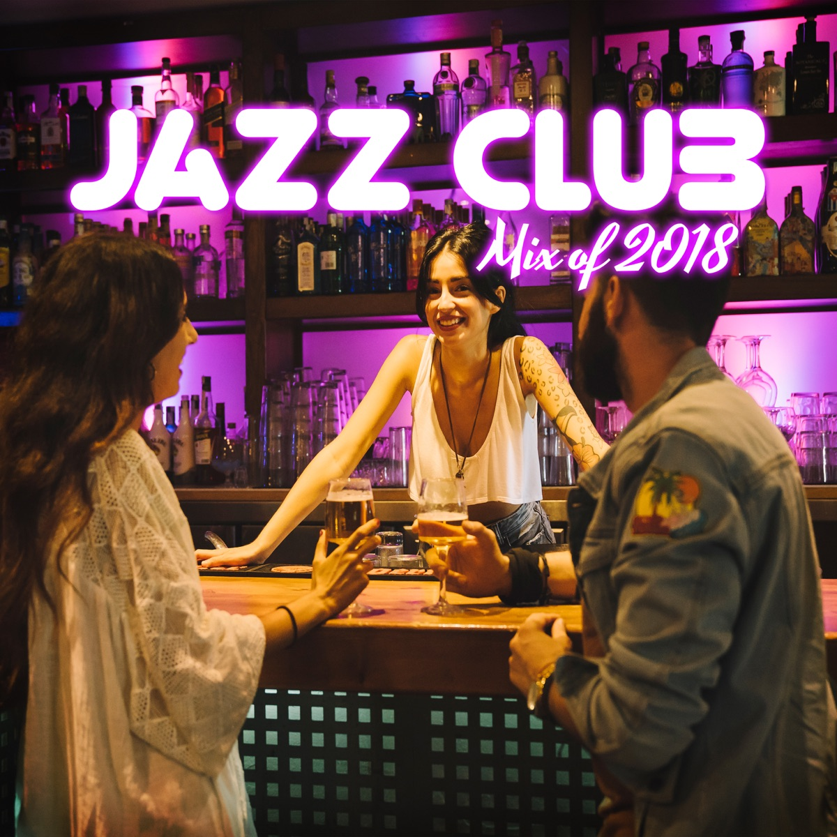 Jazz Club Mix of 2018: Summer Jazzy Party del Mar & Sunny Moody