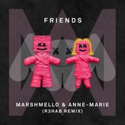 View album FRIENDS (R3hab Remix) - Single
