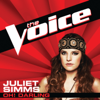 Juliet Simms - Oh! Darling (The Voice Performance) artwork