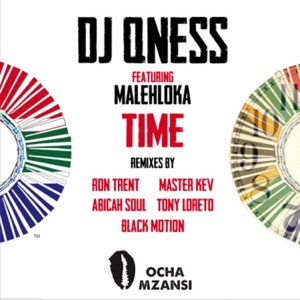 DJ Qness - Time feat. Malehloka