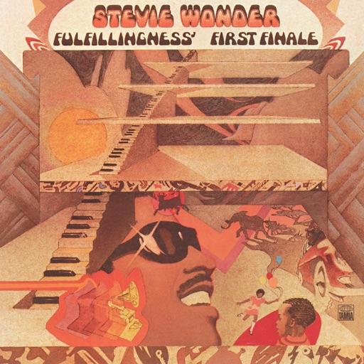Art for Boogie On Reggae Woman by Stevie Wonder
