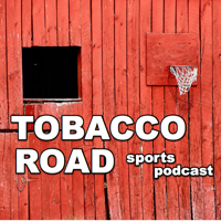 Podcast cover art for Tobacco Road Sports Podcast