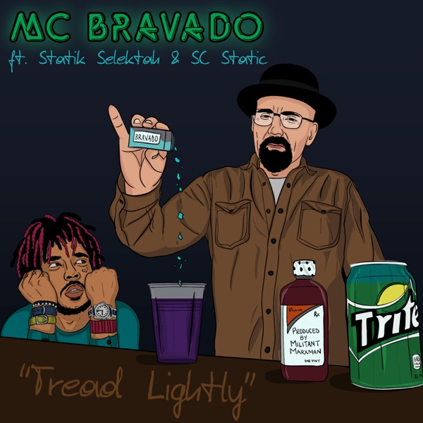 Tread Lightly - Single (feat. SC Static & Statik Selektah) - Single