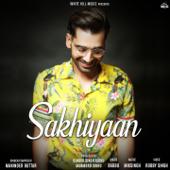 Sakhiyaan - Maninder Buttar