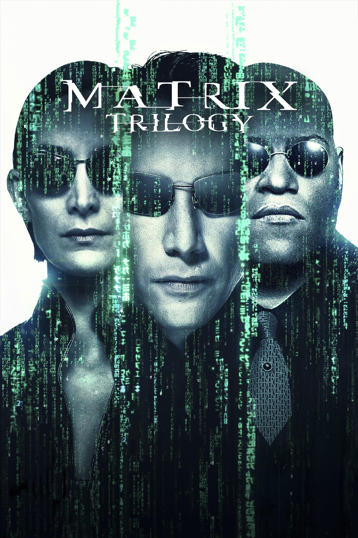 Matrix Trilogie Poster