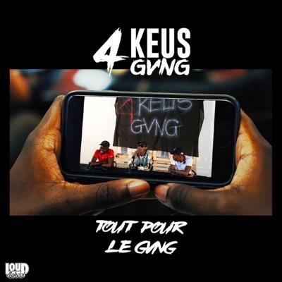 Tout pour le gang - Single - 4Keus Gang