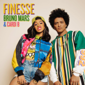 Finesse (Remix) [feat. Cardi B]-Bruno Mars