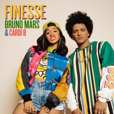Finesse (Remix) [feat. Cardi B] - Bruno Mars song