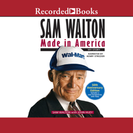 Sam Walton: Made in America audiobook