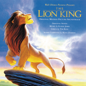 The Lion King (Original Motion Picture Soundtrack) - Various Artists