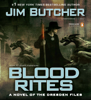 Jim Butcher - Blood Rites (Unabridged)  artwork