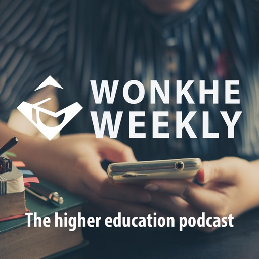 Cover image of The Wonkhe Show - the higher education podcast
